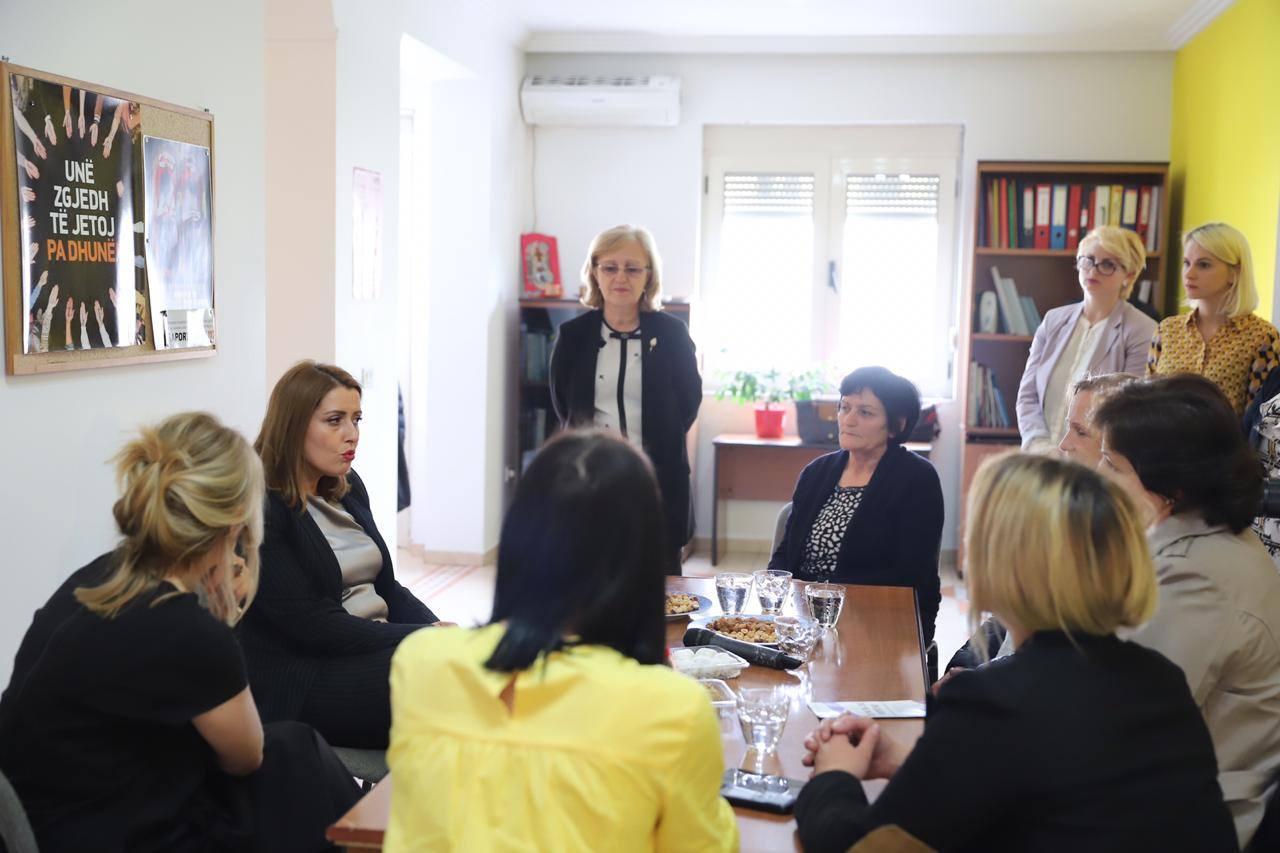 Shkembim eksperience me koleget e ardhura nga qendra Argitra-Vizion ne Peshkopi