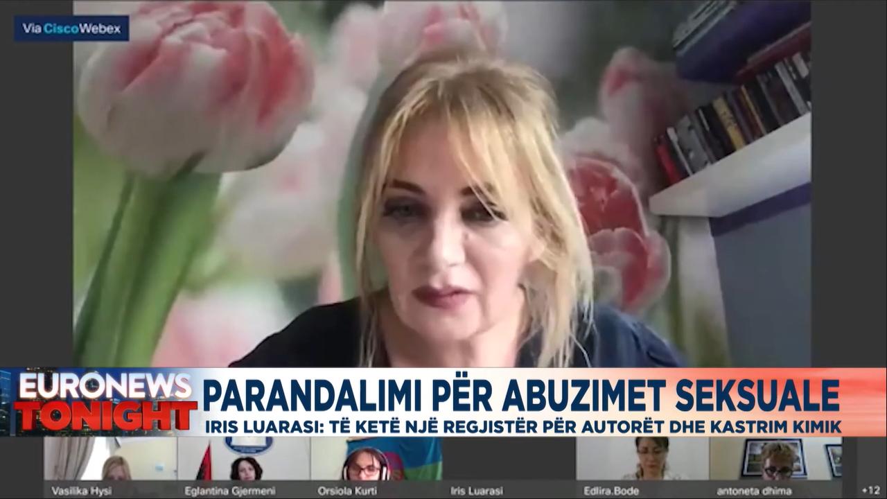Linja e Këshillimit për Gra dhe Vajza paraqet propozimin e saj pranë Kuvendit të Shqipërisë